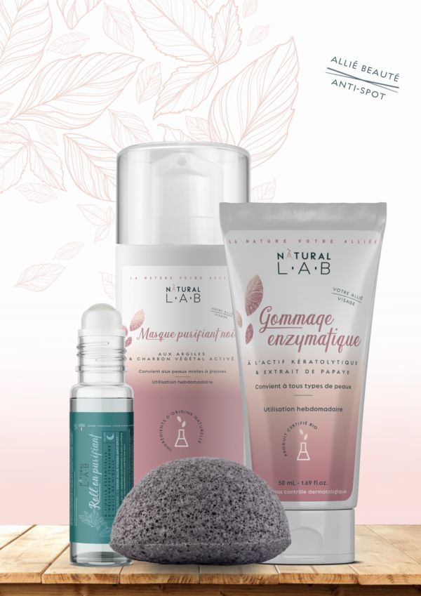 coffret anti imperfections