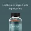 Gummies vegan anti imperfections
